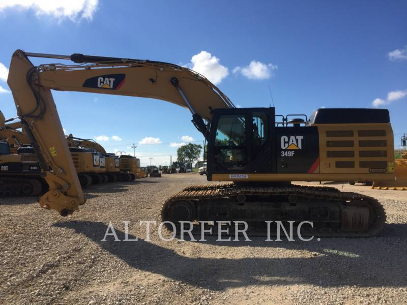 Caterpillar EXCAVATOARE PE ŞENILE 349FL equipment  photo 2