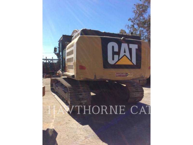 CATERPILLAR PELLES SUR CHAINES 336F equipment  photo 3
