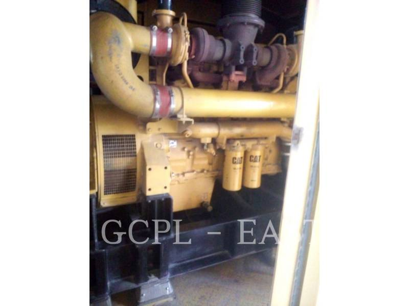 CATERPILLAR STATIONÄR – DIESEL 500 KVA equipment  photo 3