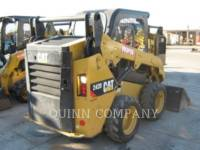 CATERPILLAR MINICARGADORAS 242D equipment  photo 3