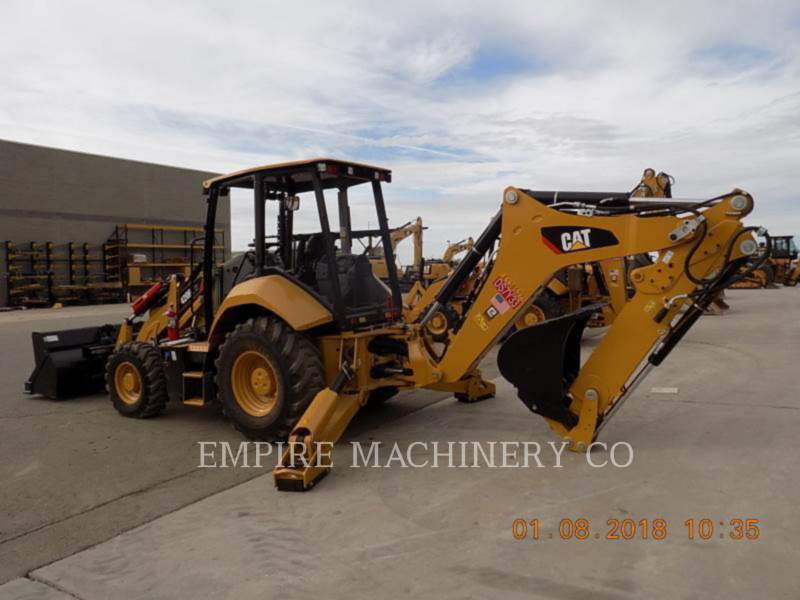 CATERPILLAR CHARGEUSES-PELLETEUSES 420F2 HRC equipment  photo 3