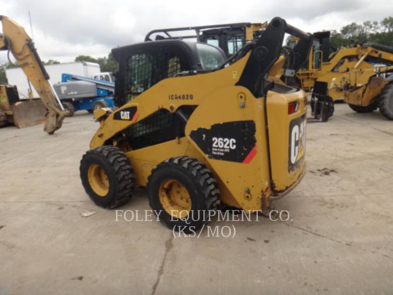 CATERPILLAR SKID STEER LOADERS 262CXPS2CA equipment  photo 3