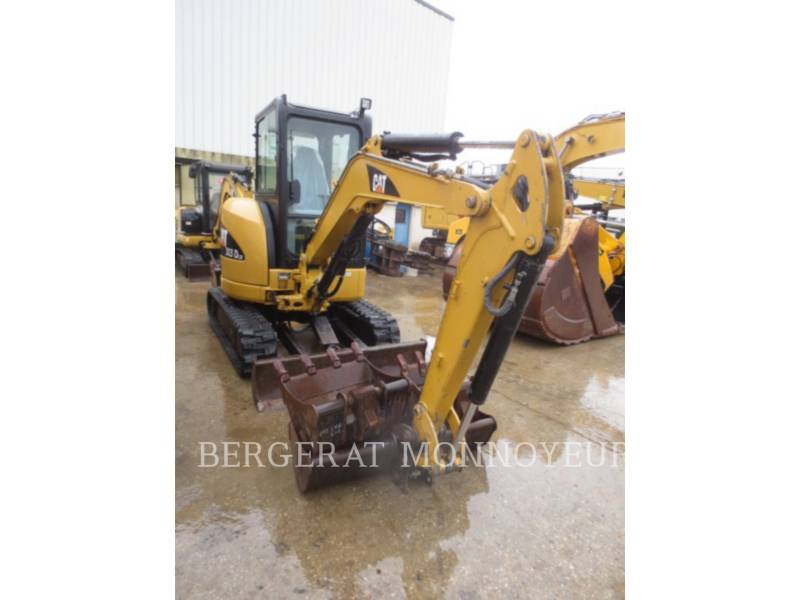 CATERPILLAR EXCAVADORAS DE CADENAS 303C CR equipment  photo 5