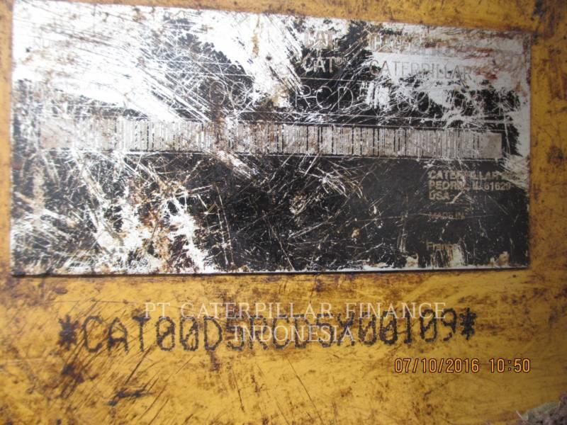 CATERPILLAR TRACK TYPE TRACTORS D5RXL equipment  photo 5