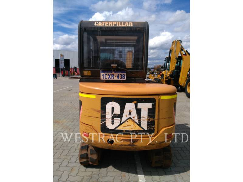 CATERPILLAR KOPARKI GĄSIENICOWE 302.5C equipment  photo 6
