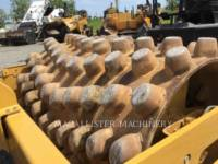 CATERPILLAR COMPATTATORE A SINGOLO TAMBURO VIBRANTE TASSELLATO CP56B equipment  photo 14