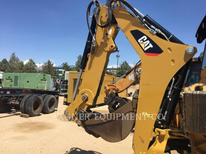 CATERPILLAR BACKHOE LOADERS 420F2 IT4E equipment  photo 8
