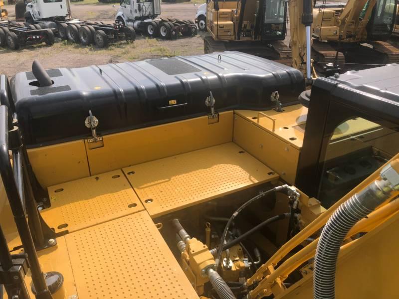CATERPILLAR ESCAVATORI CINGOLATI 329 F L equipment  photo 17