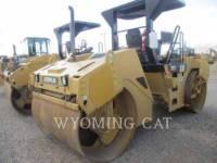 CATERPILLAR コンパクタ CB-534D XW equipment  photo 4
