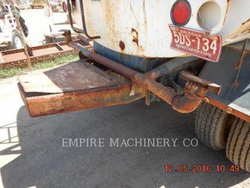 GMC WATER TRUCKS 2K WTR TRK equipment  photo 6