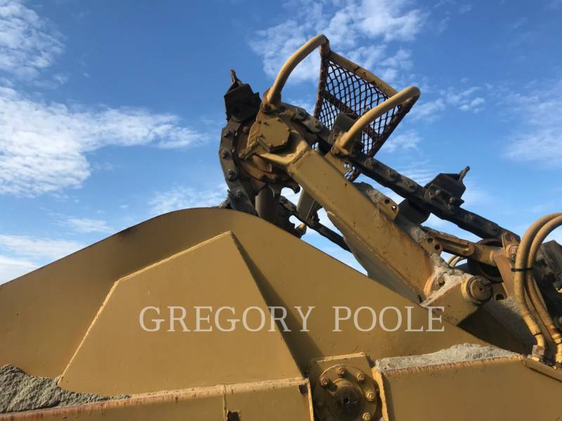 CATERPILLAR WHEEL TRACTOR SCRAPERS 615C II equipment  photo 20