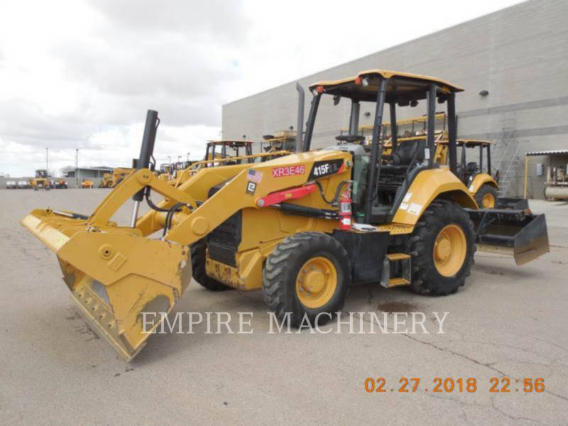CATERPILLAR CARGADOR INDUSTRIAL 415F2IL equipment  photo 4