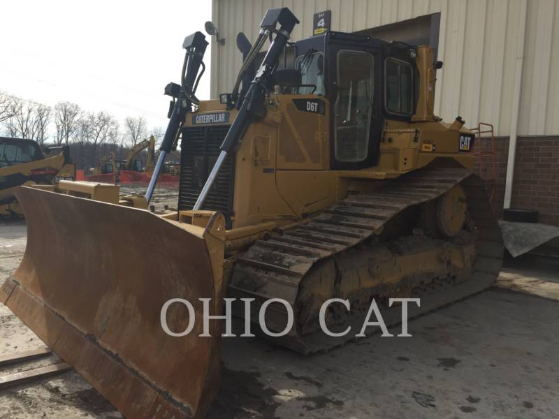 CATERPILLAR TRACK TYPE TRACTORS D6T LGP VP equipment  photo 3