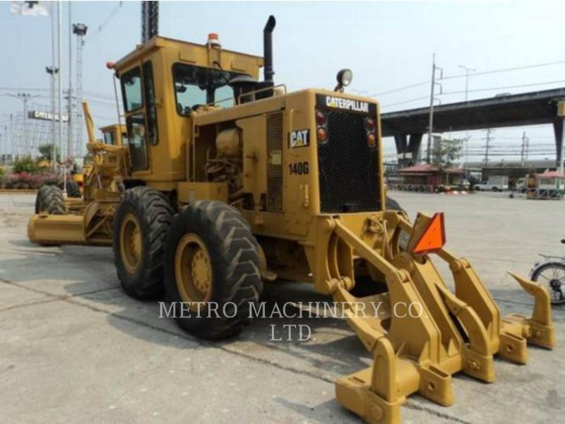 CATERPILLAR MOTONIVELADORAS 140G equipment  photo 5