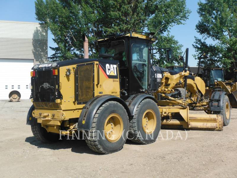 CATERPILLAR MOTOR GRADERS 160MAWD equipment  photo 3