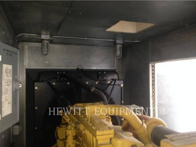 CATERPILLAR STATIONARY GENERATOR SETS 3406 ENCLOSED 300KW 600 V equipment  photo 10