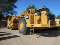 Equipment photo CATERPILLAR 631G TRACTORSCHRAPERS OP WIELEN 1