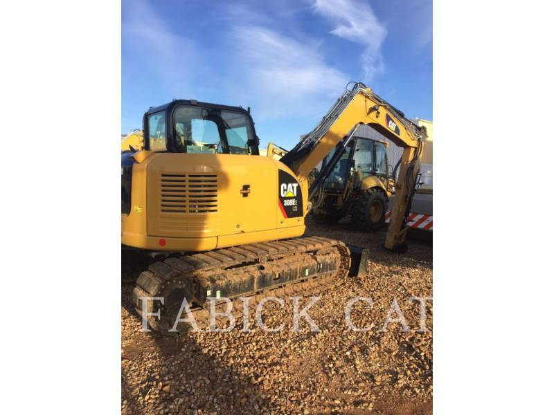 CATERPILLAR EXCAVADORAS DE CADENAS 308E2 HT equipment  photo 3