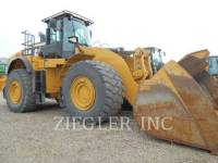 CATERPILLAR WHEEL LOADERS/INTEGRATED TOOLCARRIERS 980K12T equipment  photo 1