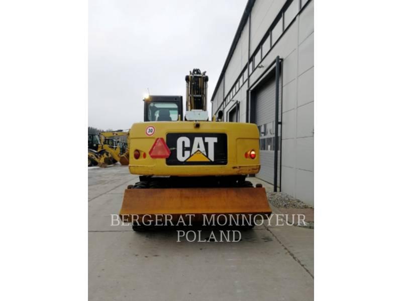 CATERPILLAR ホイール油圧ショベル M315D equipment  photo 8