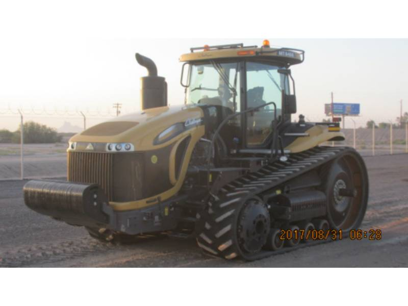 CATERPILLAR TRACTEURS AGRICOLES MT845E equipment  photo 7
