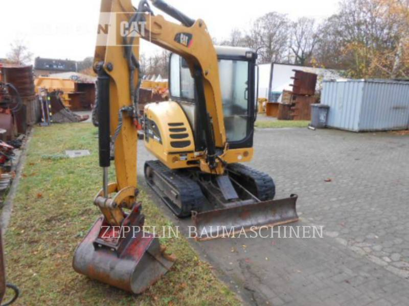 CATERPILLAR EXCAVADORAS DE CADENAS 302.5C equipment  photo 4