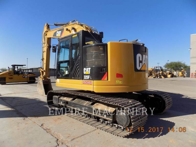 CATERPILLAR ESCAVATORI CINGOLATI 325FLCR equipment  photo 3