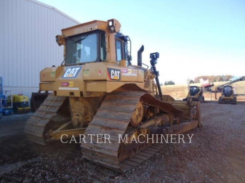CATERPILLAR KETTENDOZER D6TLGP AC equipment  photo 4