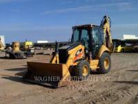 CATERPILLAR BAGGERLADER 430E 4WD equipment  photo 1