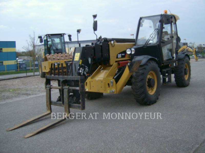 CATERPILLAR TELEHANDLER TH417C MH equipment  photo 2