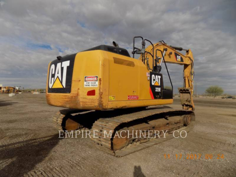 CATERPILLAR KETTEN-HYDRAULIKBAGGER 329EL TH P equipment  photo 2