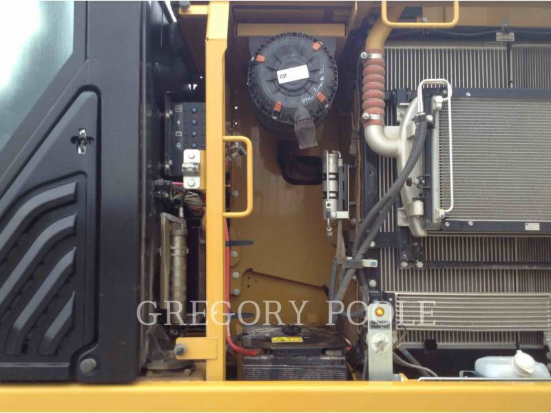 CATERPILLAR KETTEN-HYDRAULIKBAGGER 323FL equipment  photo 13