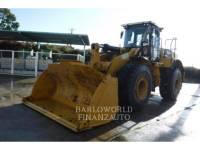 Equipment photo CATERPILLAR 966M WIELLADERS/GEÏNTEGREERDE GEREEDSCHAPSDRAGERS 1