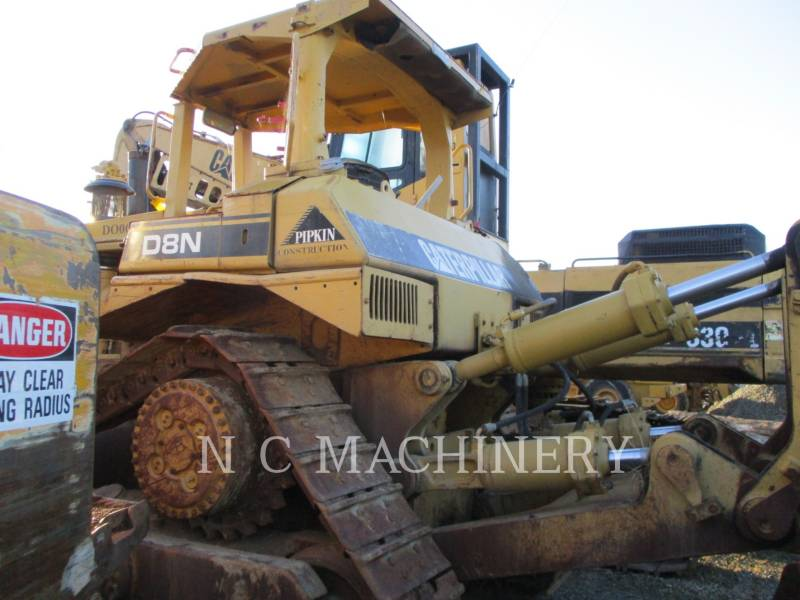 CATERPILLAR TRACTEURS SUR CHAINES D8N equipment  photo 1