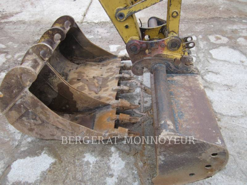 CATERPILLAR TRACK EXCAVATORS 307B equipment  photo 14