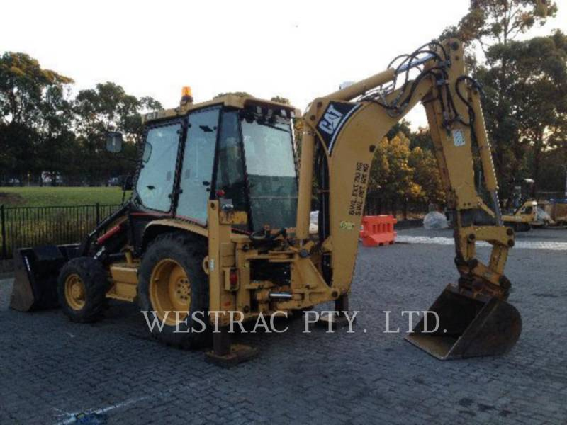 CATERPILLAR CHARGEUSES-PELLETEUSES 432D equipment  photo 4