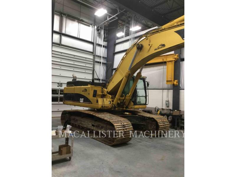 CATERPILLAR トラック油圧ショベル 345CL equipment  photo 1