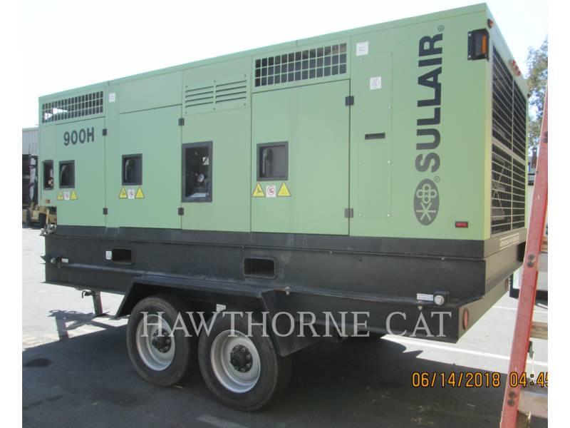 SULLAIR AIR COMPRESSOR 900 CH/AF/DTQ/CA4 equipment  photo 5