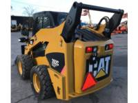 CATERPILLAR SKID STEER LOADERS 262C equipment  photo 5