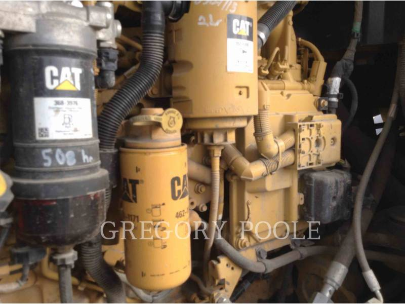 CATERPILLAR PALE GOMMATE/PALE GOMMATE MULTIUSO 930M equipment  photo 13