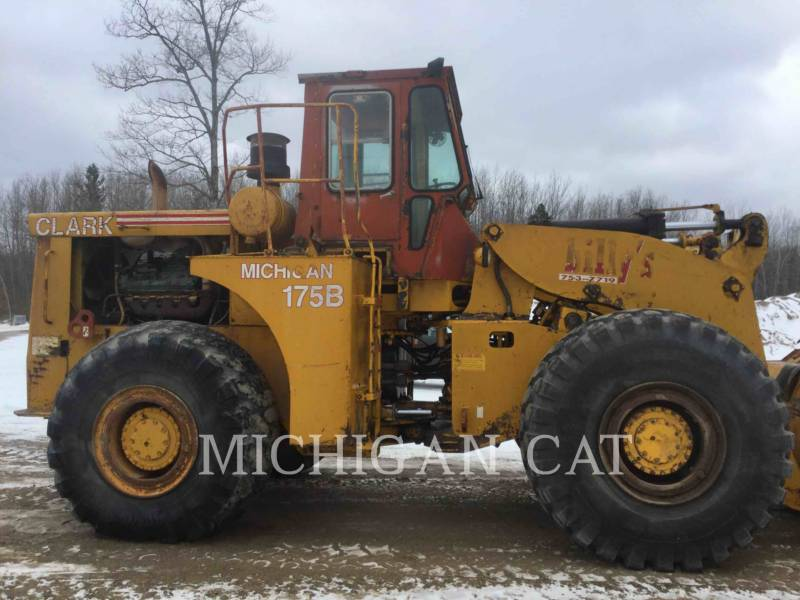 MICHIGAN CARGADORES DE RUEDAS 175B-GM equipment  photo 6