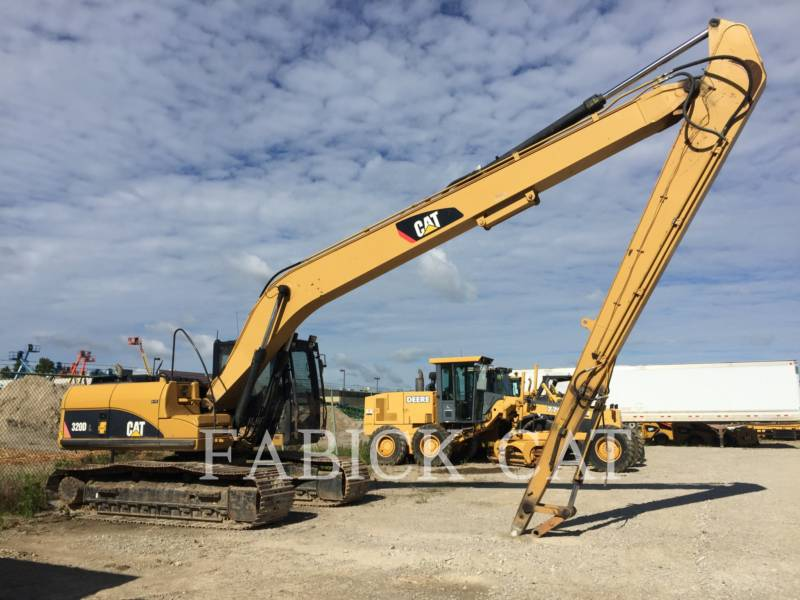 CATERPILLAR ESCAVATORI CINGOLATI 320DL equipment  photo 2