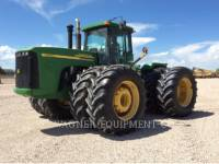 Equipment photo DEERE & CO. 9520 TRATTORI AGRICOLI 1