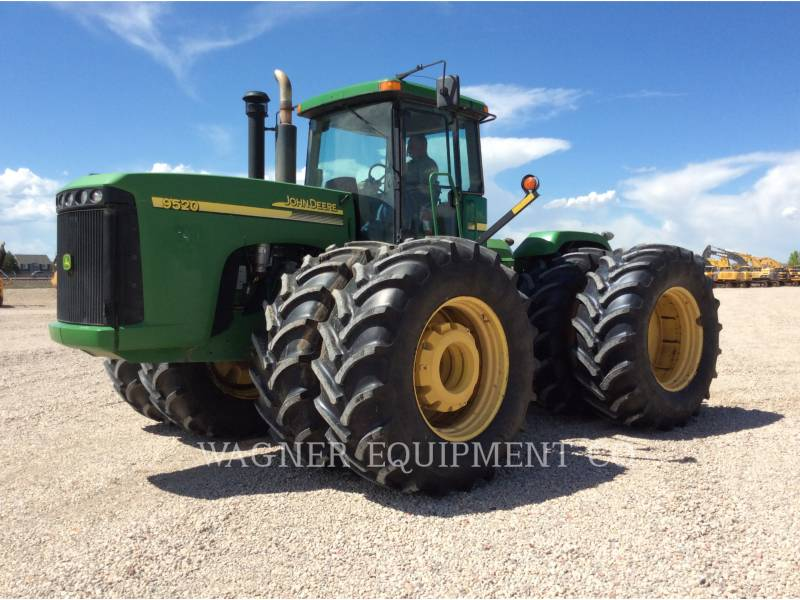 DEERE & CO. TRATTORI AGRICOLI 9520 equipment  photo 1