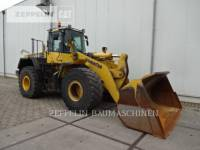 KOMATSU LTD. WHEEL LOADERS/INTEGRATED TOOLCARRIERS WA480LC-6 equipment  photo 6