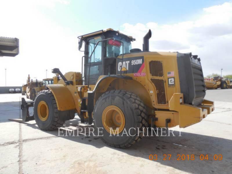 CATERPILLAR PALE GOMMATE/PALE GOMMATE MULTIUSO 950M equipment  photo 3