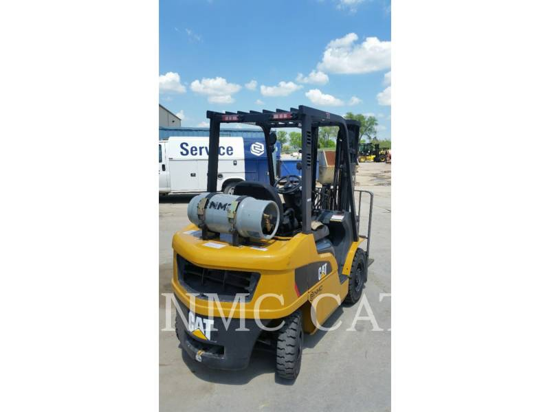CATERPILLAR LIFT TRUCKS CARRELLI ELEVATORI A FORCHE 2P50004_MC equipment  photo 4