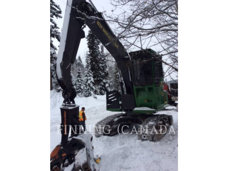 JOHN DEERE Industrie forestière - Cisaille 2454D equipment  photo 1