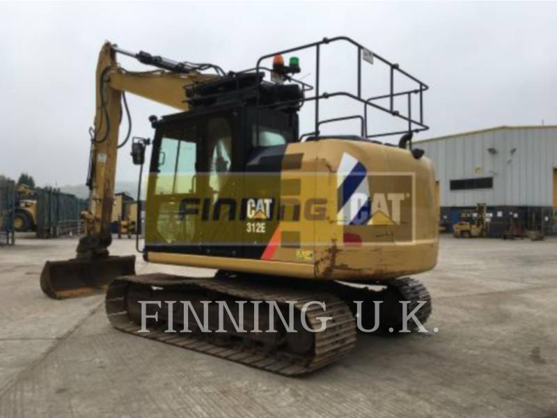 CATERPILLAR TRACK EXCAVATORS 312E DCA2 equipment  photo 1