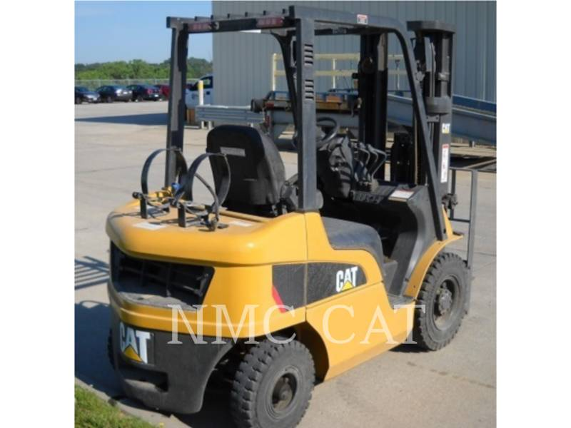 CATERPILLAR LIFT TRUCKS GABELSTAPLER GP25N5_MC equipment  photo 2